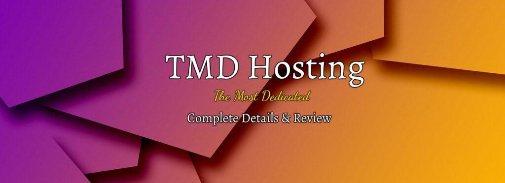tmdhosting complete detail