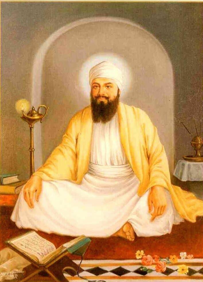 Guru angad Dev